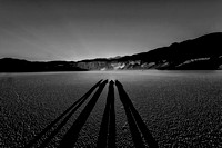 The Race Track, Death Valley